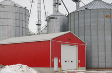 Grain Marketing, Chemicals ,Custom work, Seed